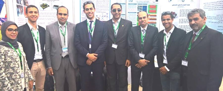 Faculty of Agriculture at the Third Cairo international exhibition of Innovation